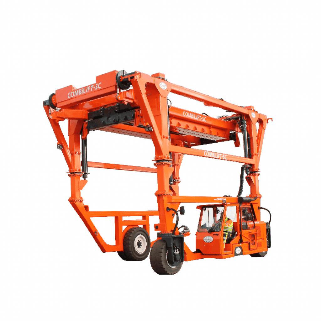 Sonderlösungen Straddle Carrier Combi-CS